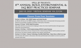 Spell JIF Mold, Environmental & Best Practices Seminar