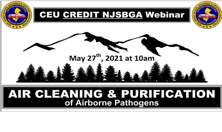 Air Cleaning & Purification of Airborne Pathogens